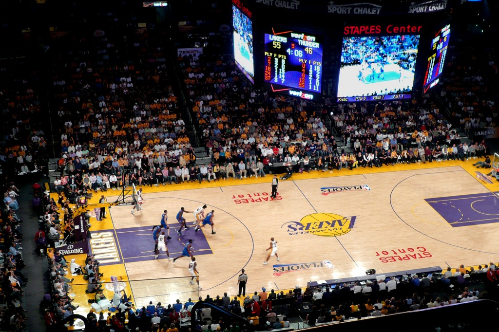 The 9 Most Iconic Basketball Courts In America