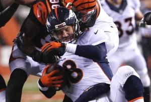 Peyton Manning vs. Bengals