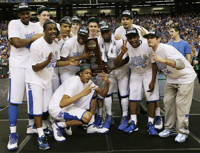 Kentucky Basketball Ranking The Top Five Wildcats Players: Ranking The 5 Best Kentucky Teams Of The Last 25 Years