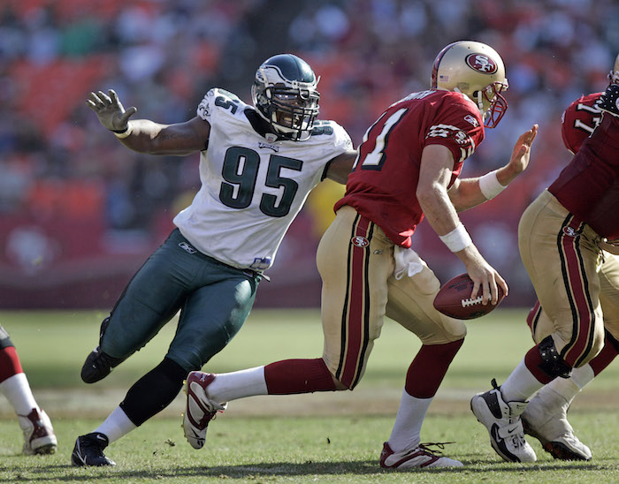 Philadelphia Eagles vs San Francisco 49ers - September 24, 2006