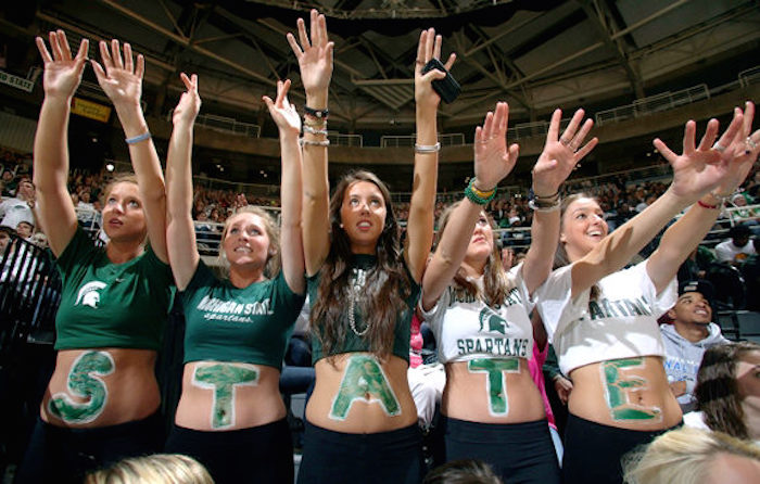 Ranking The Hottest Female Fan Bases In The Big Ten