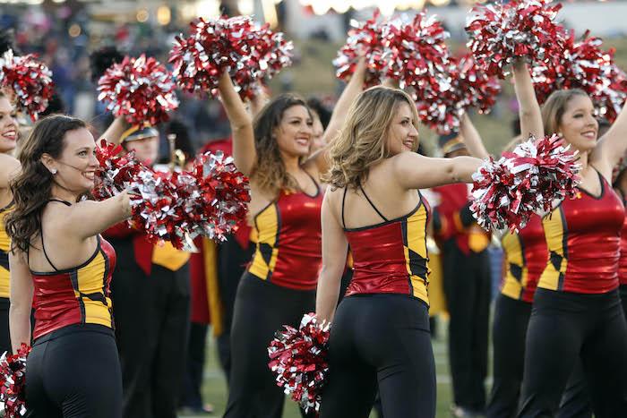 Military Bowl-Marshall vs Maryland