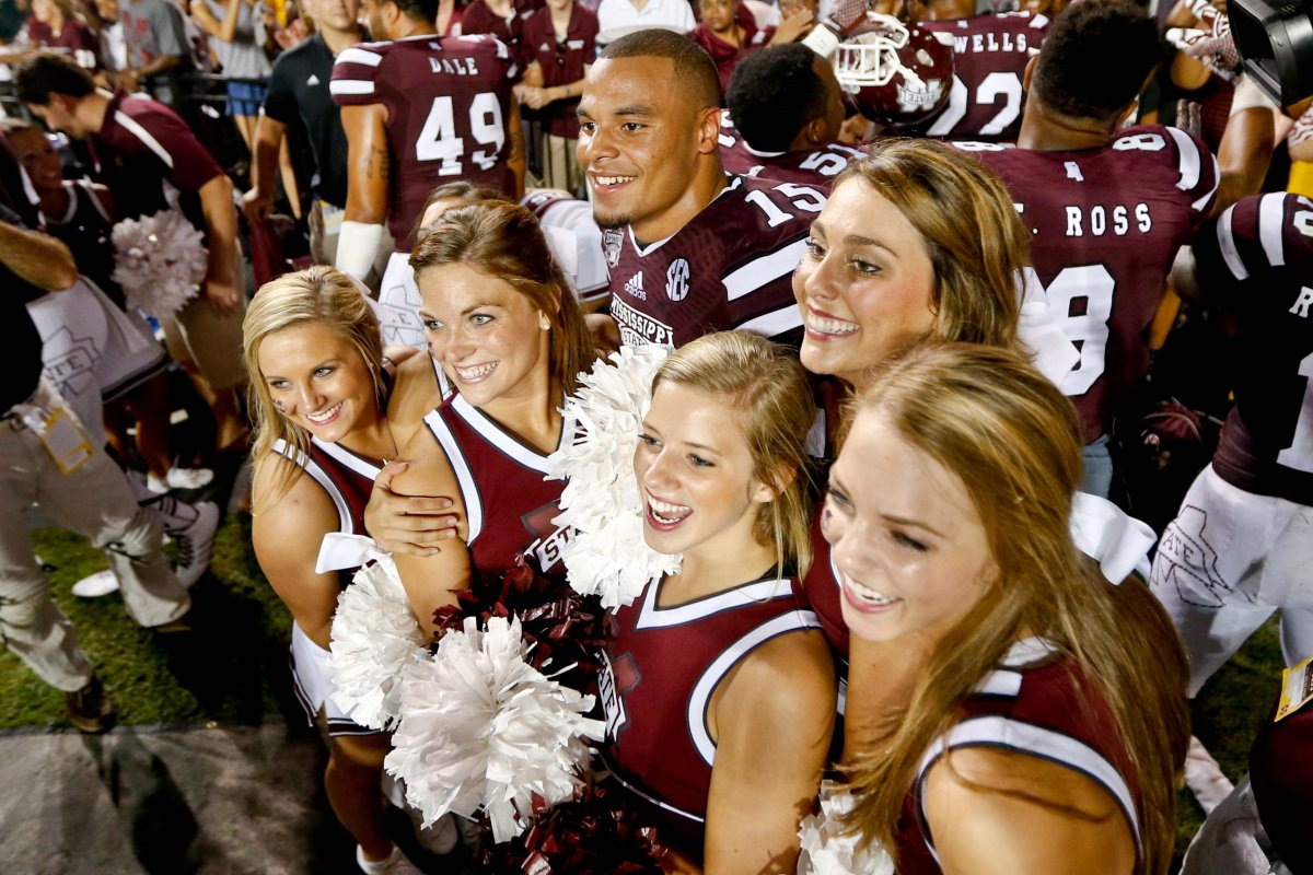 Female The In SEC Bases Ranking Hottest The Fan